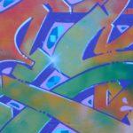 Detail Graffiti Rey EDK Graffiti Nation