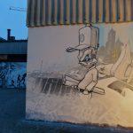 Detail Seyo Graffiti Nation 2012