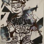 Peinture Stano Graffiti Nation Geneve