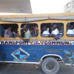 Festigraff 4 Dakar Senegal Bus rapide