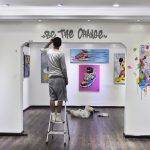 One Mizer Be the change Street Art Gallery