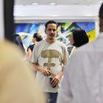 Just1 Dubai Street Art gallery