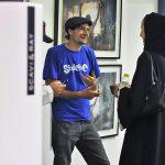 Nadib Bandi exposition discussion