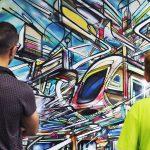 Vernissage Nadib Bandi Street Art Dubai