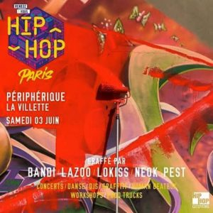 Rendez-Vous Hip Hop flyer