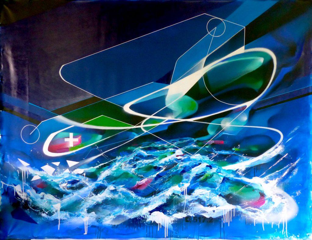 Tableau 517.2 Nadib Bandi Canvas.