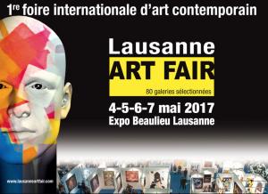 Lausanne Art Fair 2017 Nadib Bandi Galartis