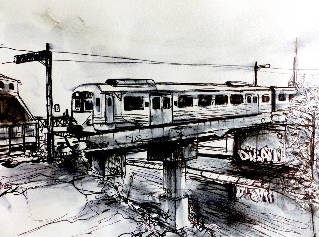 Le Canal Nadib Bandi Sketch