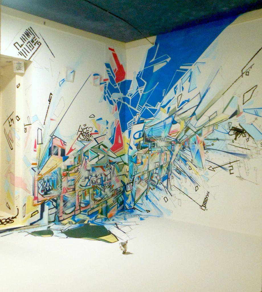 Wild City APP ART Nadib Bandi Expo