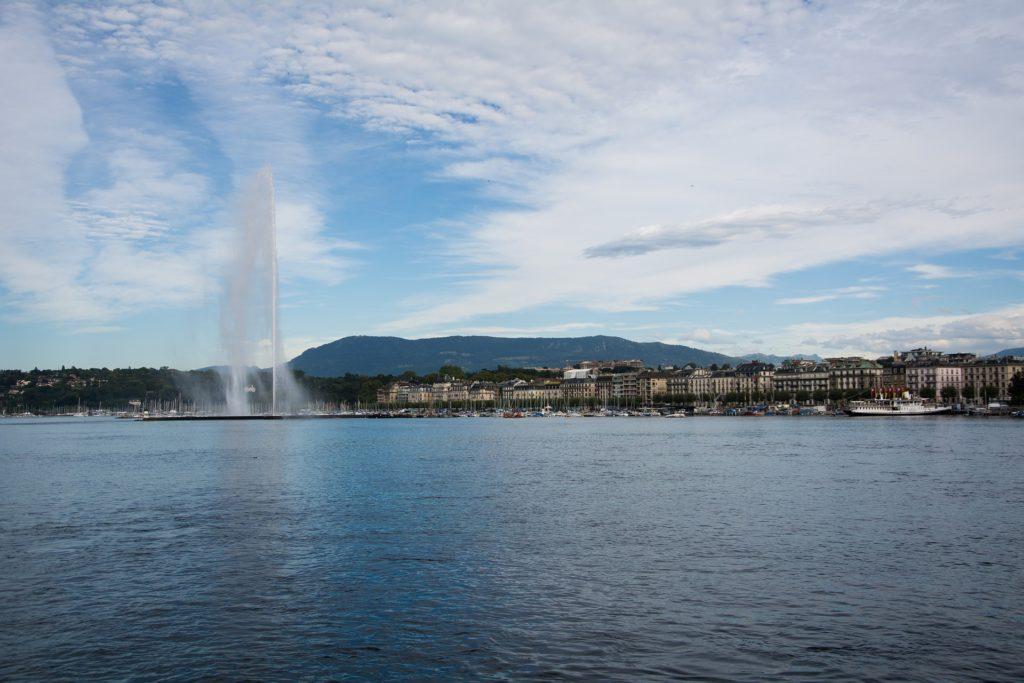 Art urbain à Genève en Suisse