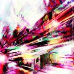 graffiti remix Nadib Bandi print