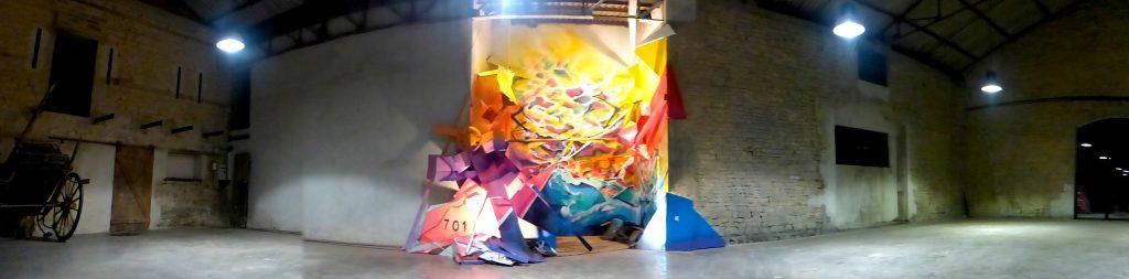 installation Nadib Bandi Autrey