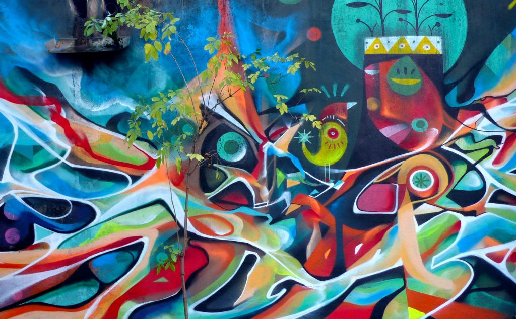 nadib bandi Ruben Sanchez Mural