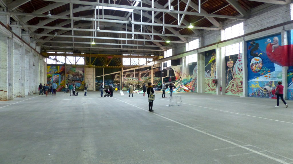 Installation Bandi à Toulouse.