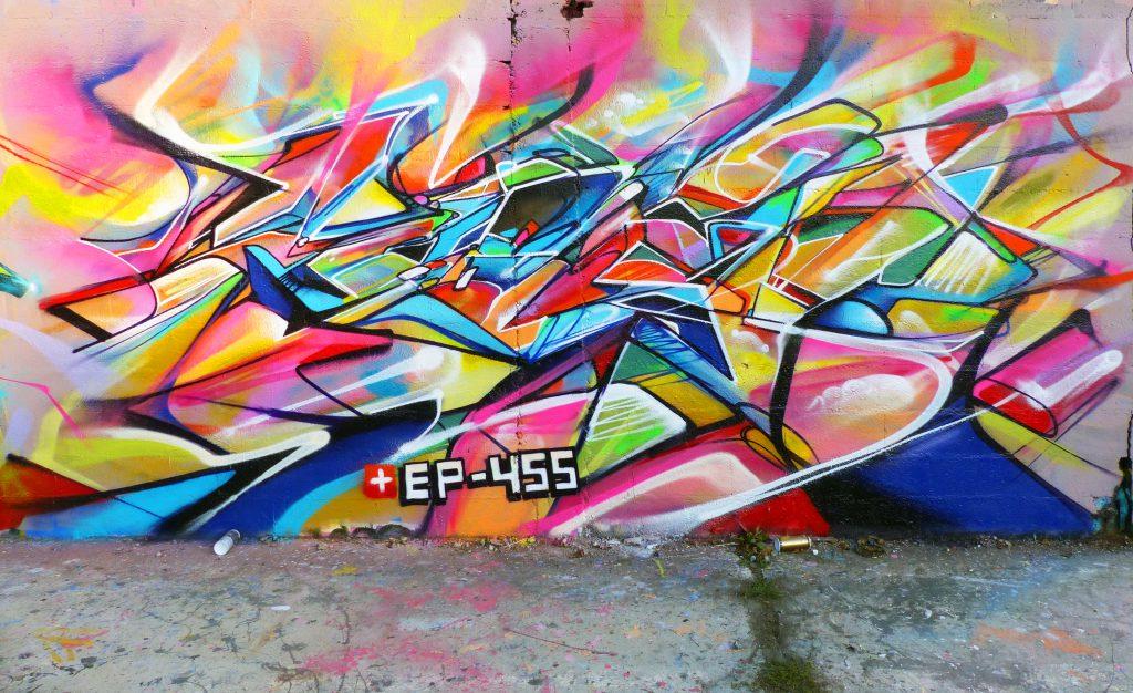 Bandi-Paris-Graffiti-Twe-Gennevilliers