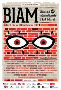 Biennale Internationale d'Art Mural 2 Lille