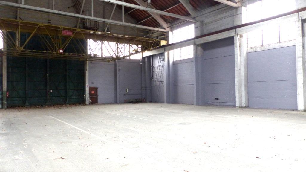 Entrepôt latécoère à Toulouse.