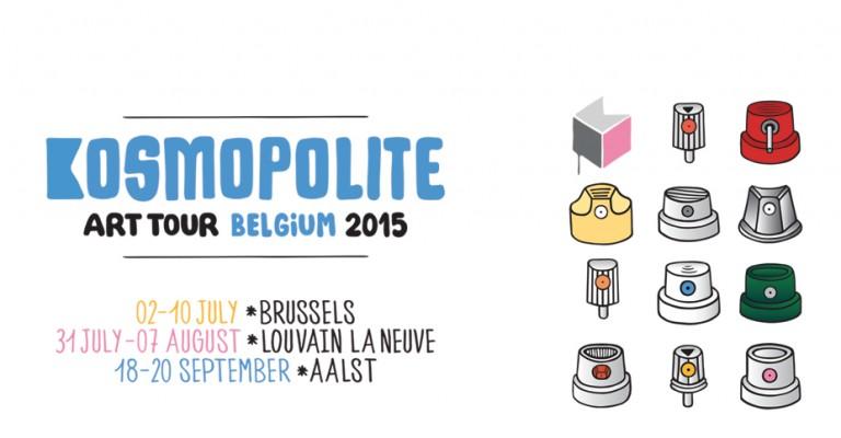 Kosmopolite-art-tour-2015-Belgium