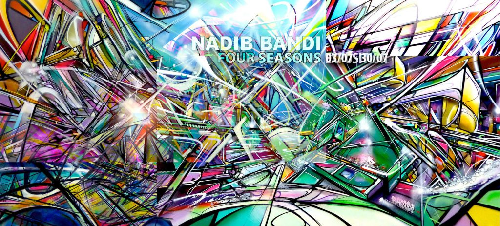 Nadib Bandi Four Seasons Solo Show