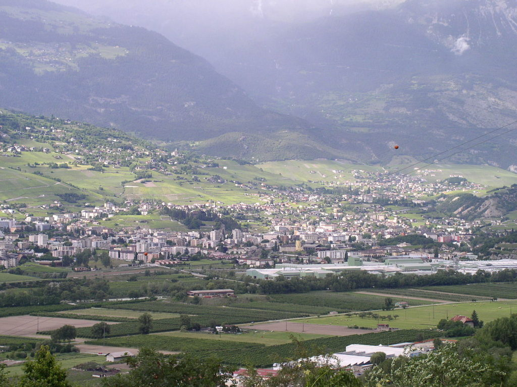 Sierre Suisse