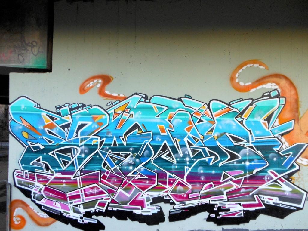 Wildstyle Bandi Graffiti Genève